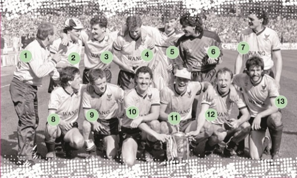 Where Are They Now? Oxford United 1986 Milk Cup Winners