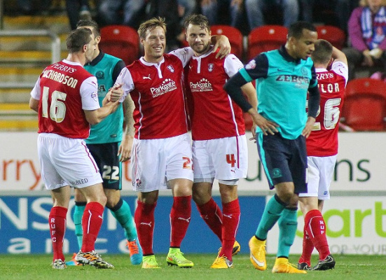 Luciano Becchio Feeling Back At Home In Yorkshire