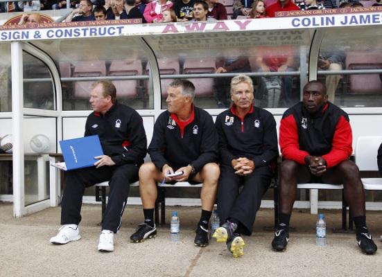 McClaren is no wally, says new Burton boss Jimmy Floyd Hasselbaink