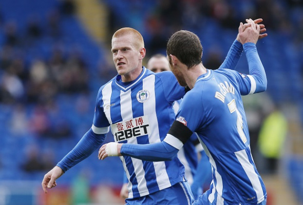 Talisman Ben Watson back to boost Wigan Athletic