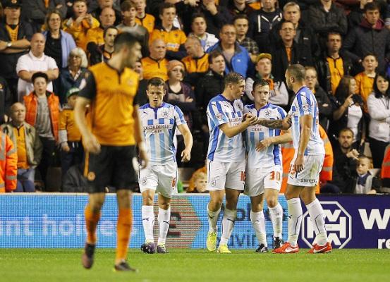 Huddersfield's Harry Bunn happy to swap City lights