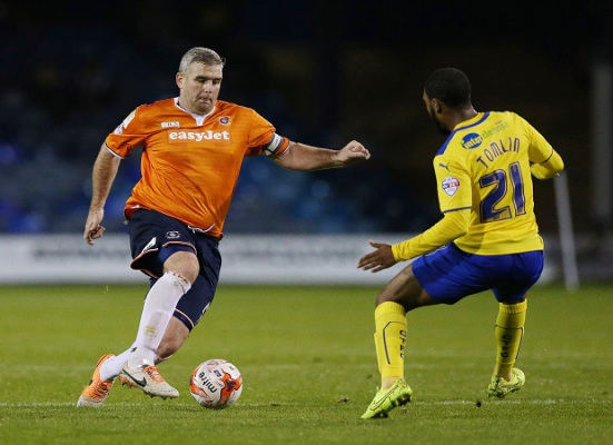 Luton 'Sumo' Steve McNulty taking League Two by storm