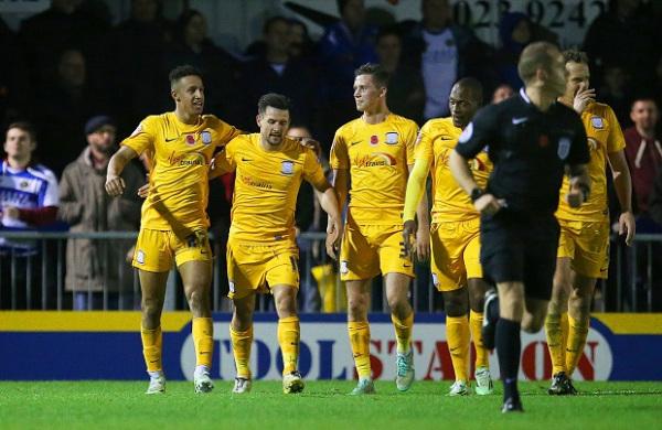 Preston's Callum Robinson is Aston Villa's top scorer!