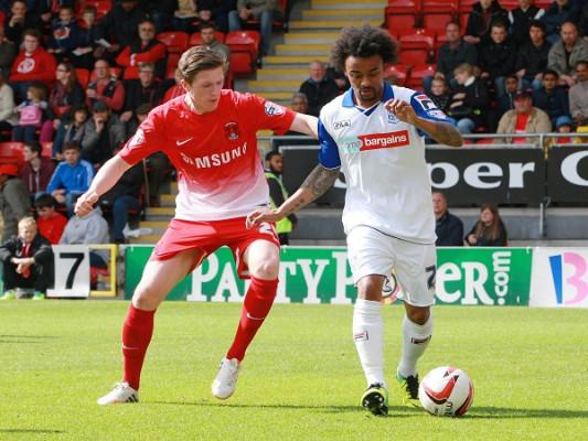 Eager John Lundstram back again at Leyton Orient