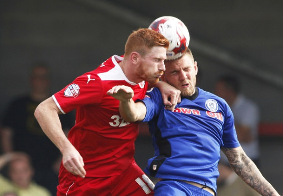 Crawley's Matt Harrold keeping his options open!
