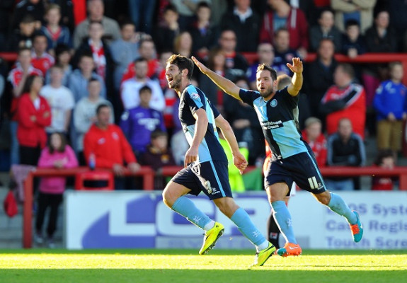 Wycombe's Joe Jacobson: Chairboys are in the driving seat