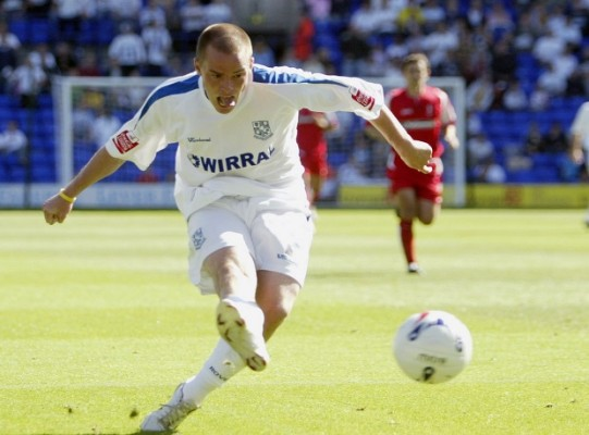 Returning Tranmere Rovers man Iain Hume is star of India
