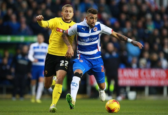 Reading's Danny Williams: We have to up our game