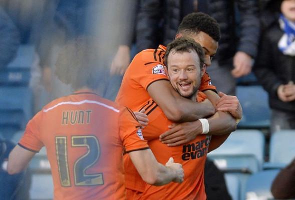 Noel Hunt so happy with his Ipswich switch!