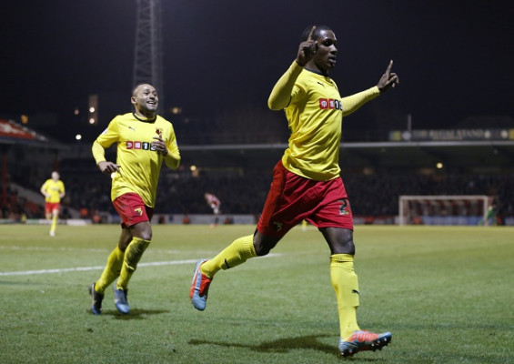 Odion's ticket to the Premier League with Watford