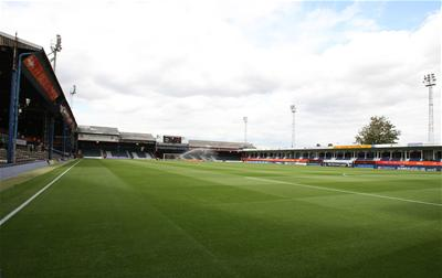 Luton Town rename Kenilworth Road for cancer charity
