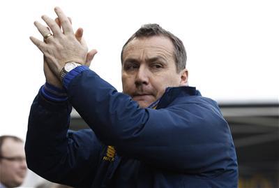 Roar us on urges Shrewsbury boss Micky Mellon