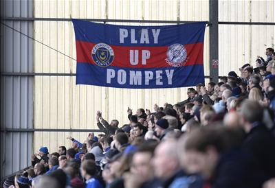 Pompey record profit after being saved from liquidation