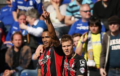 Cherries striker relieved to end goal drought