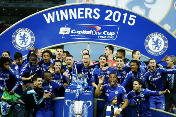 Full Capital One Cup Round One Draw
