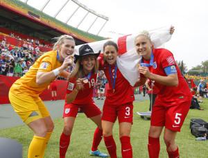Soccer: England at Germany