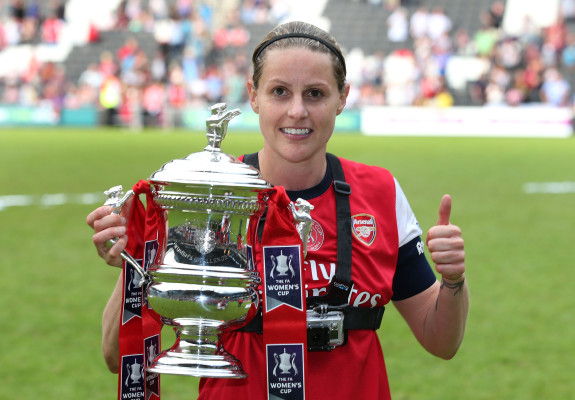 Kelly Smith: 'The attention on us now is off the Richter scale!'