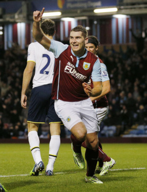 Missing link: Sam Vokes is back after injury ruined last season (Action Images / Jason Cairnduff)