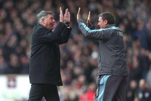 Big Sam link has boosted Hendon, says ex-Orient boss