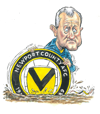 Chris Dunlavy column: Welsh spark hasn't reached Exiles
