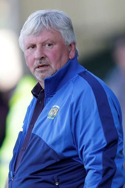 Self-critical: Town boss Paul Sturrock (Action Images / Henry Browne)