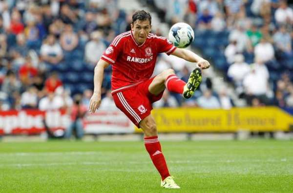 Big Interview with Stewart Downing: Hometown boy returns for Boro title bid
