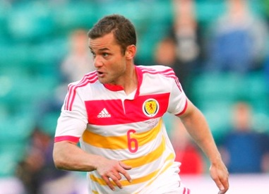 Latest signing: Scotland midfielder Shaun Maloney has joined Hull from Chicago Fire (Photo by Action Images)