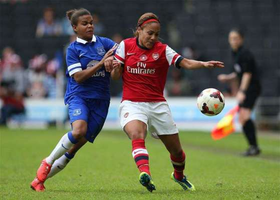 Arsenal Ladies make it to the Continental Cup final for the fifth time running
