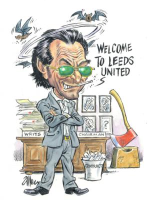 Chris Dunlavy column: Cellino has bankrupted Leeds' soul