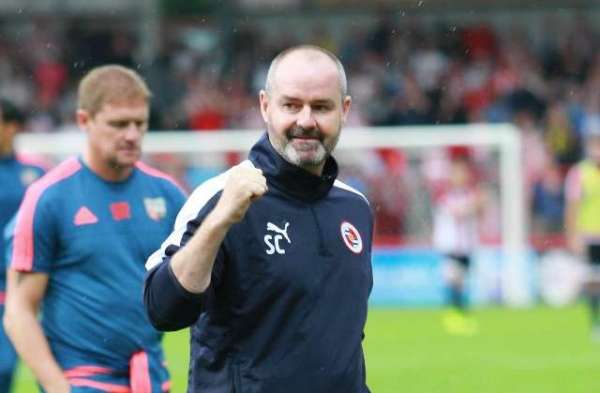 Steve Clarke: Euros can help push my players on in the Championship