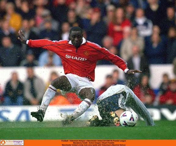 Toughest opponent: Challinor preferred facing the bruising Duncan Ferguson compared with whippets like Andy Cole and Michael Owen