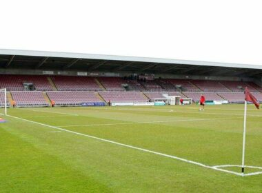 Cheltenham, Cheltenham Town, Cobblers, CTFC, Edinburgh, EFL, FGR, Forest Green Rovers, Justin Edin, LCFC, League One, Lincoln, Lincoln City, Northampton Town, NTFC, PAFC, Plymouth, Plymouth Argyle, SkyBet League One, Sixfields