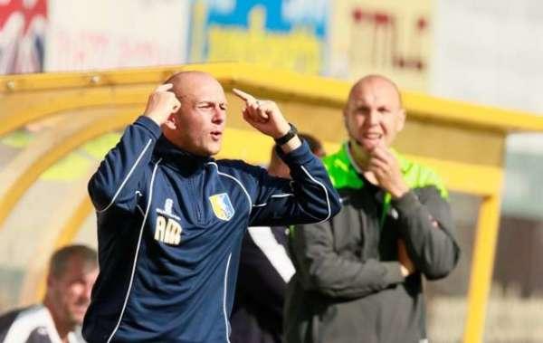 Big Interview: Young Mansfield Town boss Adam Murray