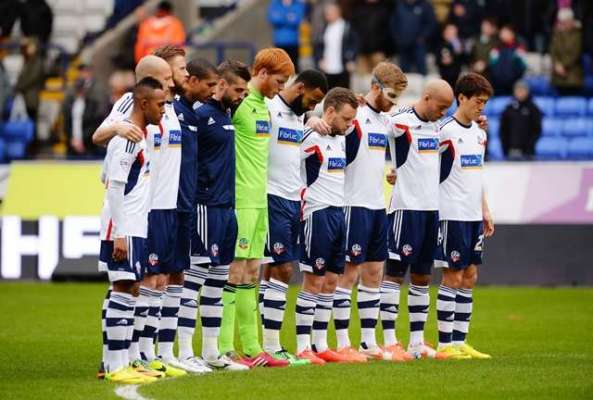 Bolton fail to pay players for November
