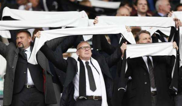 Big Interview: Derby County owner Mel Morris