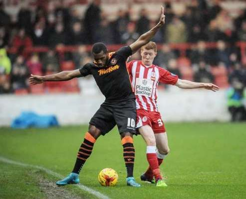 John-Lewis ready to give Newport fans Christmas cheer