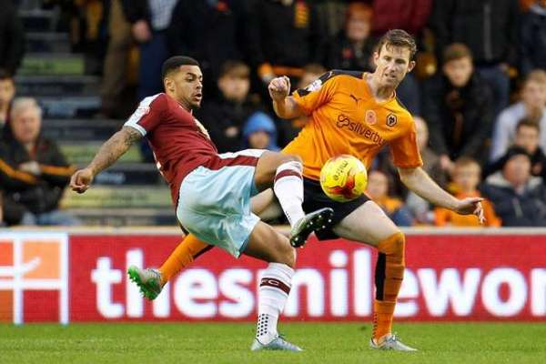 Williamson: 'It's about making the best out of the opportunity here at Wolves'