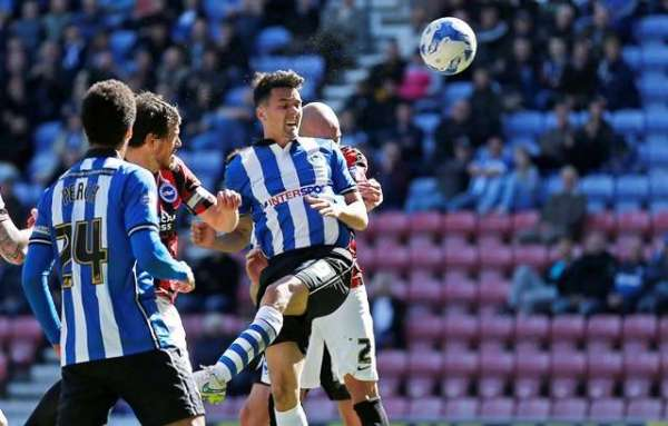 Wembley return is close for Wigan