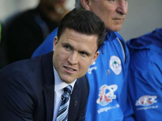 Wigan boss Gary Caldwell: 'I want to get this club back to the top'