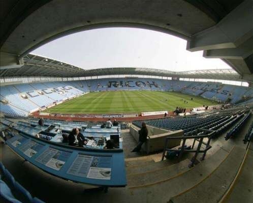 Coventry agree new deal to stay at Ricoh Arena