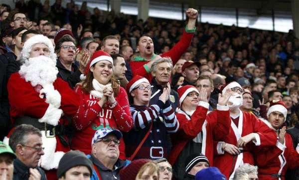 Recap: Christmas football results