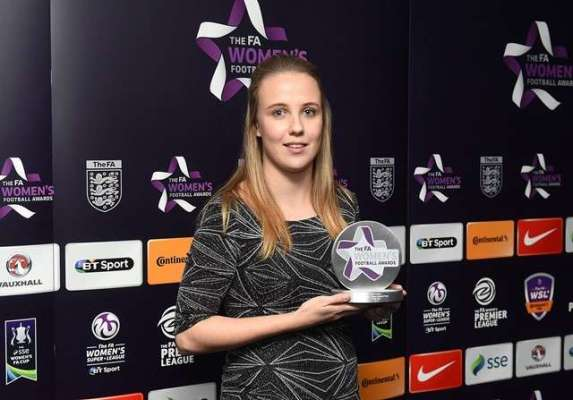 Beth Mead bags a hat-trick of prizes at the FA Women's Football Awards