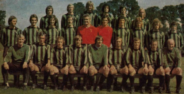 Where are they now? Plymouth's third division runners-up 1975