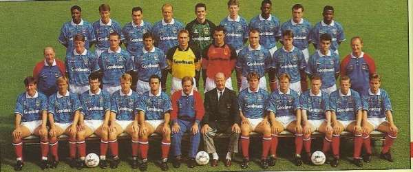 Where Are They Now? Pompey's FA Cup semi-finalists 1992