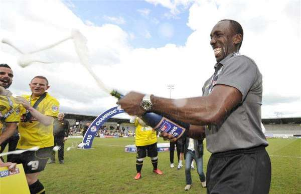 """Hasselbaink – """"Burton will always have a place in my heart"""""""
