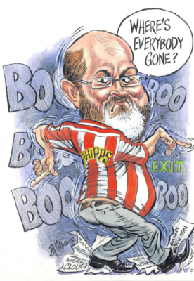 Dunlavy column: Unhappy Blades left to boogie on alone