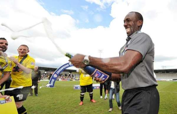 Hasselbaink takes the reins at QPR