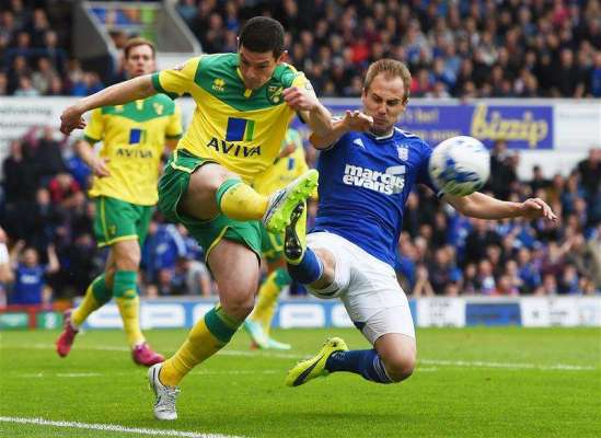 Luke Varney signs for Ipswich until end of the season