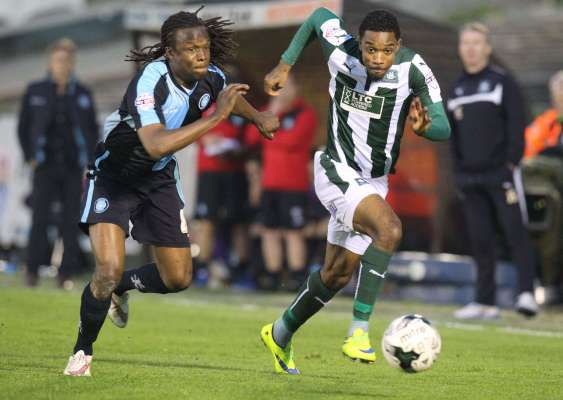 FA Cup still tops the bill, says Wycombe midfielder Bean