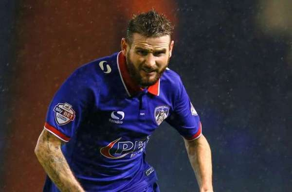 Football Firsts: Oldham winger Mark Yeates
